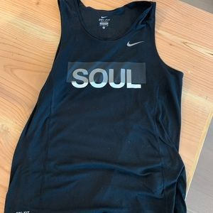 Nike Soul Cycle tank top